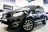 2012 NISSAN QASHQAI 1.6 TEKNA IS 5d [SAT NAV+LEATHER+R/CAM+B/TOOTH+P/ROOF] £8950.00