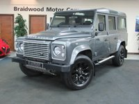 2014 LAND ROVER DEFENDER 2.2 TD XS STATION WAGON 1d 122 BHP £33000.00