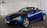 2005 MERCEDES-BENZ SLK SLK350 COUPE AUTO 269 BHP £7990.00