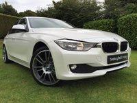 2012 BMW 3 SERIES 2.0 318D SE 4d 141 BHP £14295.00
