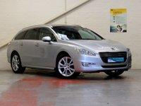 2012 PEUGEOT 508 2.0 HDI SW ALLURE 5d 140 BHP £8687.00