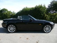 USED 2007 07 MAZDA MX-5 2.0 SPORT 2d 160 BHP Leather, Sports Pack , 6 Speed