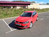 2013 VOLKSWAGEN POLO 1.2 MATCH EDITION 5d 59 BHP £7295.00