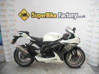 2012 12 SUZUKI GSXR600  £5495.00