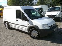 2008 FORD TRANSIT CONNECT T230 110PS LX LWB H/R FACELIFT  £3495.00