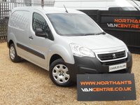2016 PEUGEOT PARTNER 1.6 HDI PROFESSIONAL 850 5d 92 BHP SATNAV/AIRCON *CHOICE OF 2* £8990.00