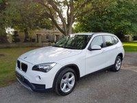 2012 BMW X1 2.0 SDRIVE20D EFFICIENTDYNAMICS 5d 161 BHP £12450.00