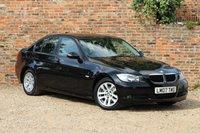 2007 BMW 3 SERIES 2.0 320D SE 4d AUTO 161 BHP £5480.00
