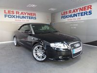 2009 AUDI A4 2.0 TDI S LINE SPECIAL EDITION 2d 141 BHP £7999.00