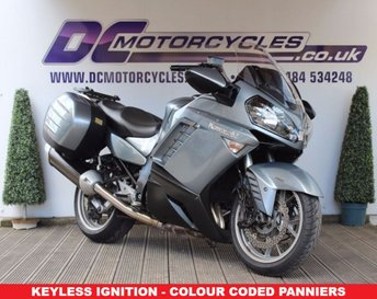 View our KAWASAKI GTR 1400