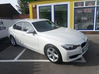 2012 BMW 3 SERIES 2.0 316D SE 4d 114 BHP £12000.00