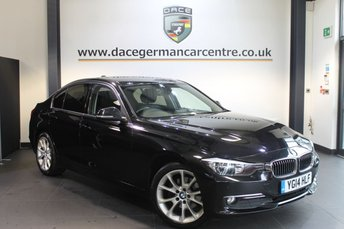2014 BMW 3 SERIES 2.0 320D LUXURY 4DR AUTO 184 BHP £16970.00