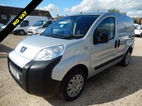 2011 PEUGEOT BIPPER 1.4 HDI PROFESSIONAL 69489 MILES NO VAT TO PAY £4495.00