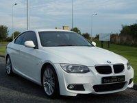2010 BMW 3 SERIES 2.0 320D M SPORT 2d 181 BHP £12990.00