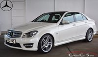 2012 MERCEDES-BENZ C CLASS C250CDi BlueEFFICIENCY SPORT SALOON AUTO 202 BHP £14490.00