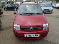 2007 FIAT PANDA 1.2 ELEGANZA 5d 59 BHP £2500.00