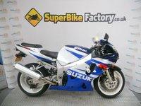 2002 SUZUKI GSXR600 . £2391.00