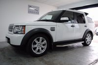 2012 LAND ROVER DISCOVERY 3.0 4 SDV6 COMMERCIAL 1d AUTO 255 BHP £17995.00