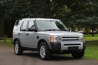 2007 LAND ROVER DISCOVERY 2.7 3 TDV6 XS 5d AUTO 188 BHP £9990.00