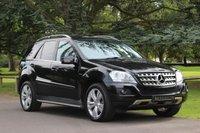 2010 MERCEDES-BENZ M CLASS 3.0 ML350 CDI BLUEEFFICIENCY SPORT 5d AUTO 231 BHP £16990.00
