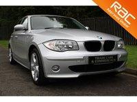 2005 BMW 1 SERIES 2.0 118D SE 5d 121 BHP £4000.00