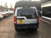 USED 2006 56 LAND ROVER DISCOVERY 2.7 3 TDV6 XS 5d AUTO 188 BHP