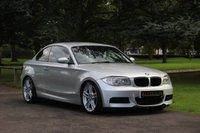 2009 BMW 1 SERIES 3.0 135I M SPORT 2d AUTO 302 BHP £13990.00