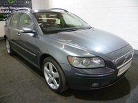 2005 VOLVO V50 2.0 D SE 5d 135 BHP £3000.00