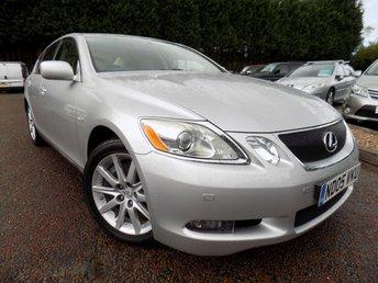 2005 LEXUS GS 3.0 300 SE 4d AUTO 245 BHP £5695.00