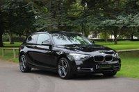 2013 BMW 1 SERIES 2.0 118D SPORT 3d 141 BHP £13990.00