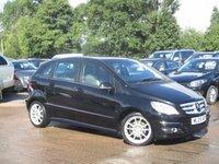 2009 MERCEDES-BENZ B CLASS 2.0 B180 CDI SPORT 5d 109 BHP £5995.00