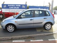 2007 FORD FIESTA 1.2 STYLE CLIMATE 16V 5d 78 BHP £2995.00
