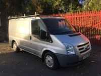 2006 FORD TRANSIT /// NO VAT /// 2.2 260 SWB LR 110 1110 BHP SILVER LX ELECTRIC PACK £4750.00
