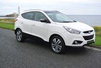 2014 HYUNDAI IX35 1.7 CRDI GO 5d 114 BHP £SOLD