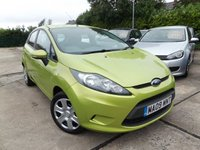 2009 FORD FIESTA 1.2 STYLE PLUS 5d 81 BHP £3995.00