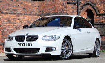 2011 BMW 3 SERIES 3.0 335I SPORT PLUS EDITION 2d AUTO 302 BHP £19975.00