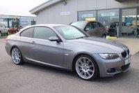 2009 BMW 3 SERIES 2.0 320D M SPORT 2d AUTO 175 BHP £9695.00