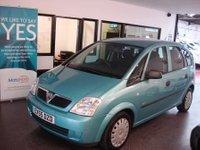 2005 VAUXHALL MERIVA 1.4 LIFE 16V TWINPORT 5d 90 BHP £1995.00