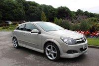2009 VAUXHALL ASTRA 1.8 SRI XP 3d 138 BHP £3950.00