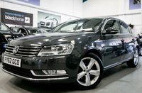 2012 VOLKSWAGEN PASSAT 2.0 SE TDI BLUEMOTION TECHNOLOGY 4d [SAT NAV+�30 ROAD TAX+PARK ASSIST] £9150.00