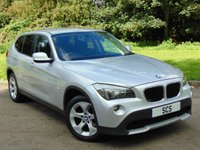 2010 BMW X1 2.0 SDRIVE18D SE 5d 141 BHP £8000.00