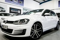 2013 VOLKSWAGEN GOLF 2.0 GTD 5d  [�20 ROAD TAX+DAB+PARKING] £15450.00