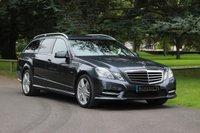 2012 MERCEDES-BENZ E CLASS 2.1 E250 CDI BLUEEFFICIENCY SPORT 5d AUTO 204 BHP £16590.00