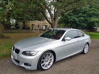 2008 BMW 3 SERIES 2.0 320D M SPORT 2d 175 BHP £9950.00