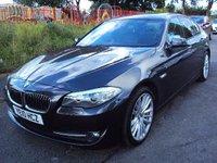 2010 BMW 5 SERIES 3.0 530D SE 4d AUTO 242BHP £11690.00