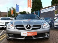 USED 2009 59 MERCEDES-BENZ SLK 1.8 SLK200 KOMPRESSOR 2d AUTO 184 BHP £3600 OPTIONS ~ HEATED LEATHER ~ AIRSCARF ~ ONE OWNER ~ FACELIFT MODEL