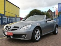 USED 2009 59 MERCEDES-BENZ SLK 1.8 SLK200 KOMPRESSOR 2d AUTO 184 BHP DUE IN .........£3600 OPTIONS ~ HEATED LEATHER ~ AIRSCARF ~ ONE OWNER ~ FACELIFT