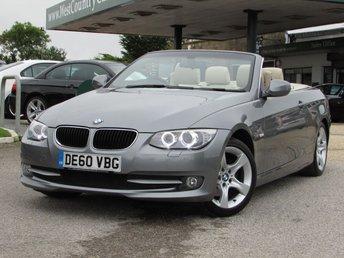 2010 BMW 3 SERIES 2.0 320D SE 2d AUTO 181 BHP £14000.00