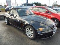2000 BMW Z3 2.0 Z3 ROADSTER 2d 148 BHP £3980.00