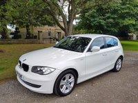 2011 BMW 1 SERIES 2.0 118D SE 5d 141 BHP £6950.00